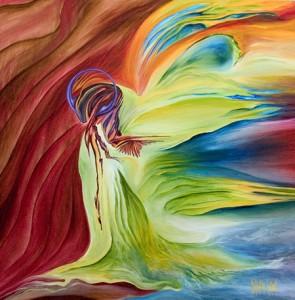 spirit-painting
