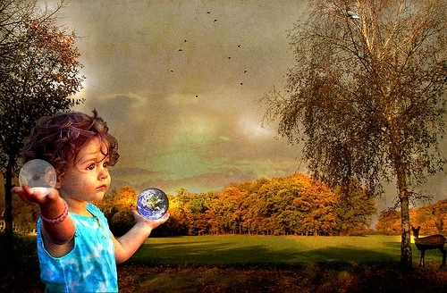 11 trasaturi ale copiilor Indigo