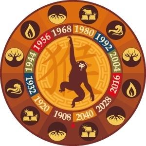 Anul Maimutei schimbatoare