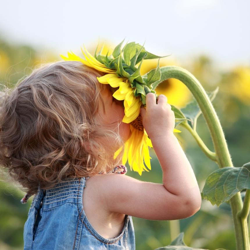 Aromaterapia pentru copii