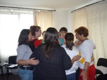 Comunicare in adevar, iubire si generozitate- seminar, 04.06.2010