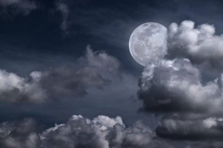 Eclipsa de Luna in penumbra din 23 martie 2016