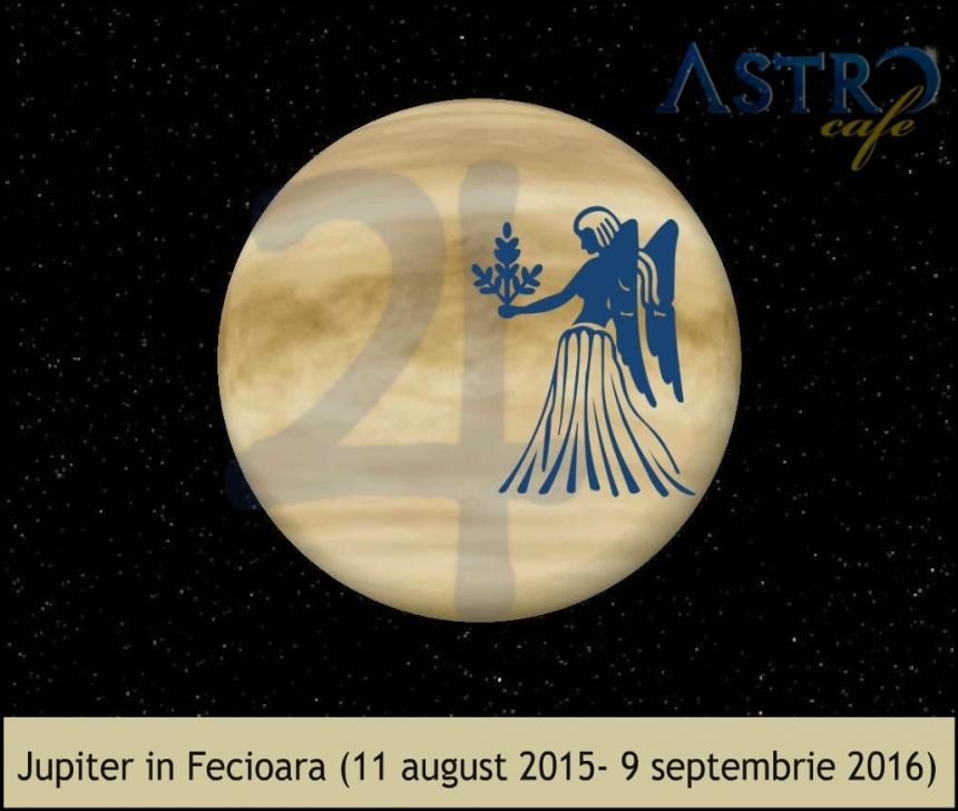 Jupiter in Fecioara (11 august 2015- 9 septembrie 2016). Practica ceea ce predici si foloseste ceea ce stii!