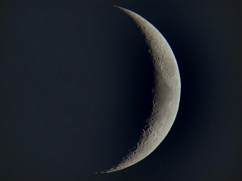 Luna in crestere, perioada de regenerare si dezvoltare