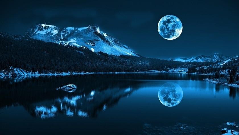 Luna Plina in Rac, 25 decembrie 2015 – langa apele vindecarii