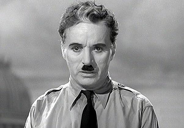 Memorabilul discurs al lui Charlie Chaplin