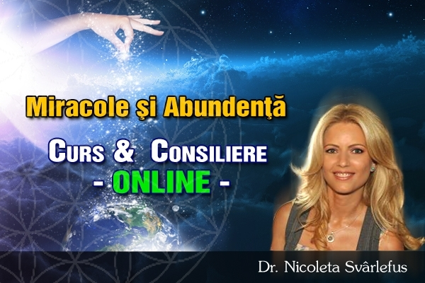 Miracole si Abundenta. Curs online