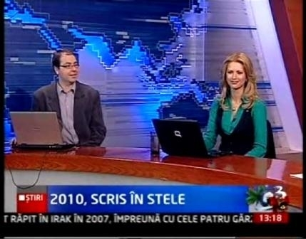 Nico si Valeriu la Antena 3, pe 31 dec 2009!