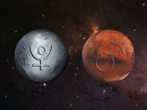 Opozitia Marte- Pluto. Un aspect dur si intens care ne obliga sa fim noi insine. Iulie 2015