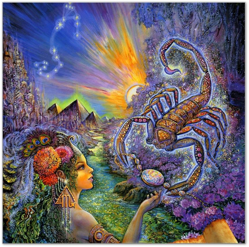 Imagini pentru soarele intra in  scorpion