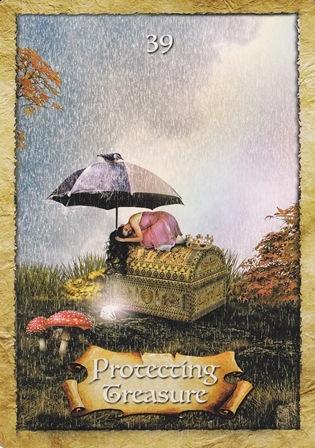 Balanta - Protecting Treasure