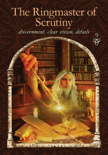 Balanta - The Ringmaster of Scrutinity