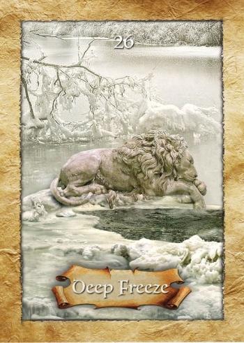 Berbec - Deep Freeze