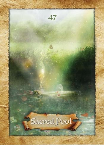 Berbec - Sacred Pool