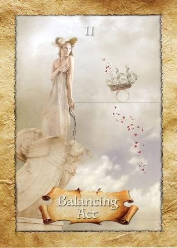 Capricorn - Balancing Act