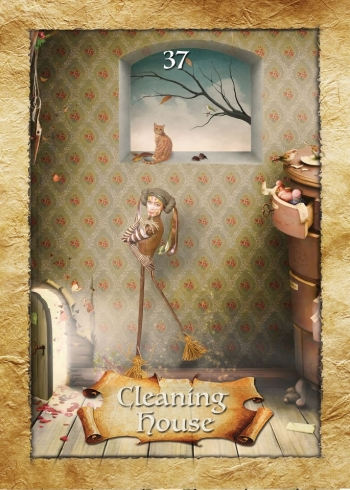 Capricorn - Cleaning House