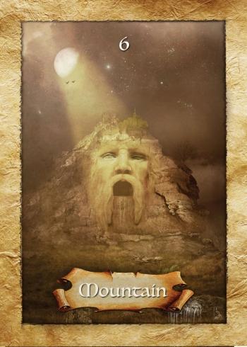 Capricorn - Mountain