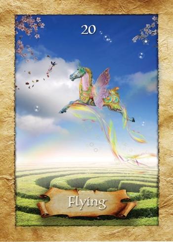 Fecioara - Flying