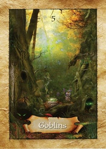 Fecioara - Goblins