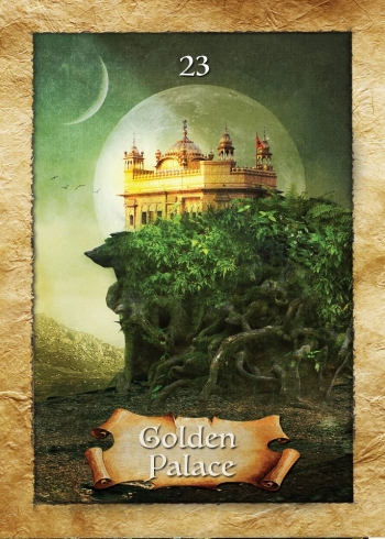 Fecioara - Golden Palace