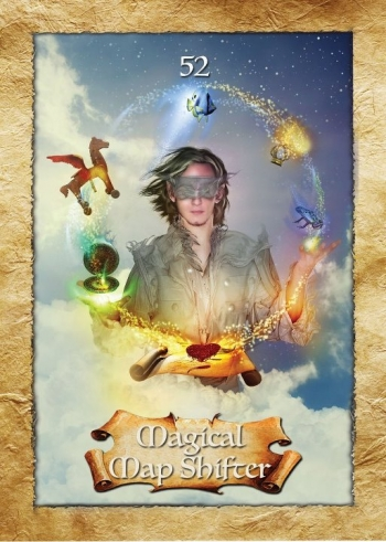 Fecioara - Magical Map Shifter