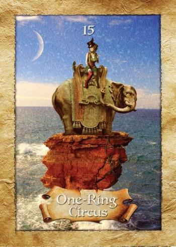 Leu - One –Ring Circus