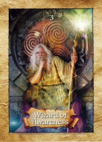 Pesti - Wizard of Awareness