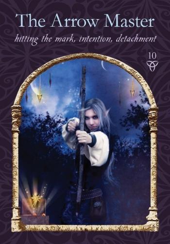 Sagetator - The Arrow Master