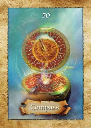 Scorpion - Compass