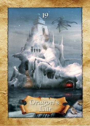 Scorpion - Dragon's Lair