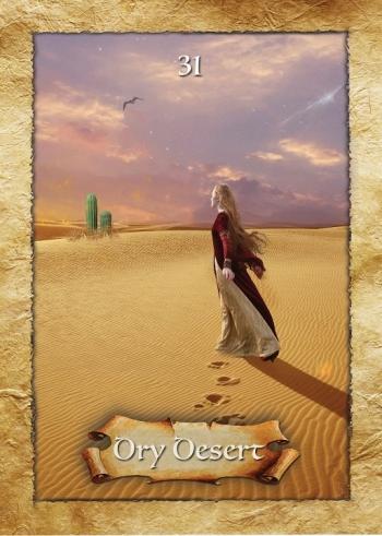 Scorpion - Dry Desert