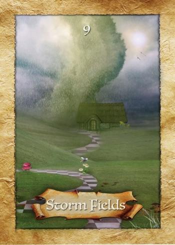 Scorpion - Storm Fields