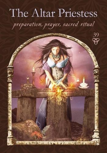 Scorpion - The Altar Priestess
