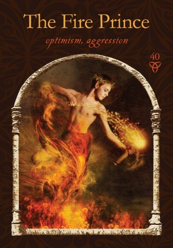 Varsator - The Fire Prince