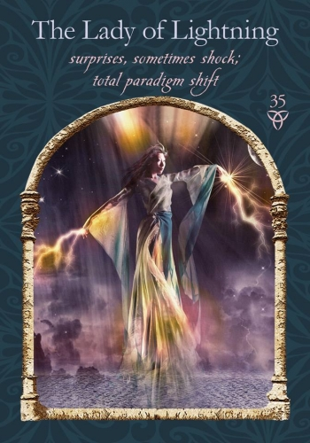 Varsator - The Lady of Lightening